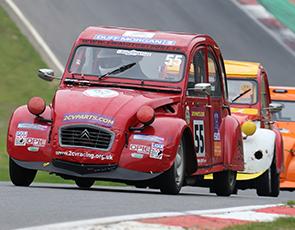 2CV Parts.com Classic Racing Championship