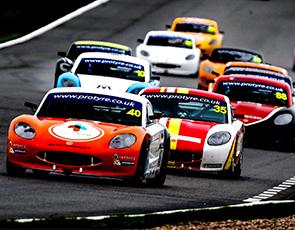 Protyre Motorsport Ginetta GT5 Challenge