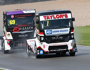 BTRA British Truck Racing Championship