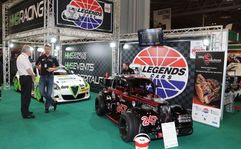 Bigger BTCC prize confirmed for milestone Legends Cars National Championship with MRF Tyres season