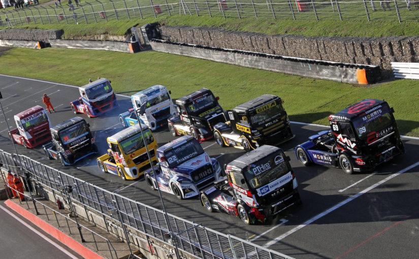 British Truck Racing headlines Brands Hatch blockbuster