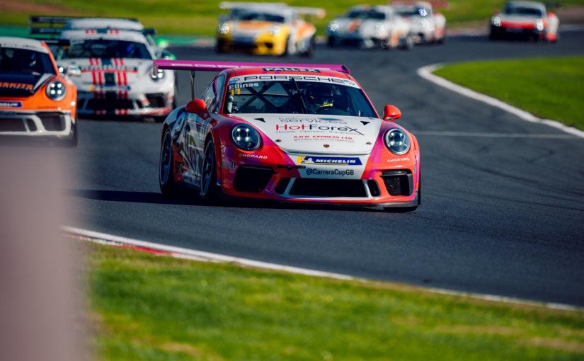 Tio Ellinas snatches Porsche Carrera Cup GB title