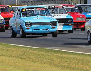 CTCRC: Shell Oil Pre 83′ Touring Car Championship