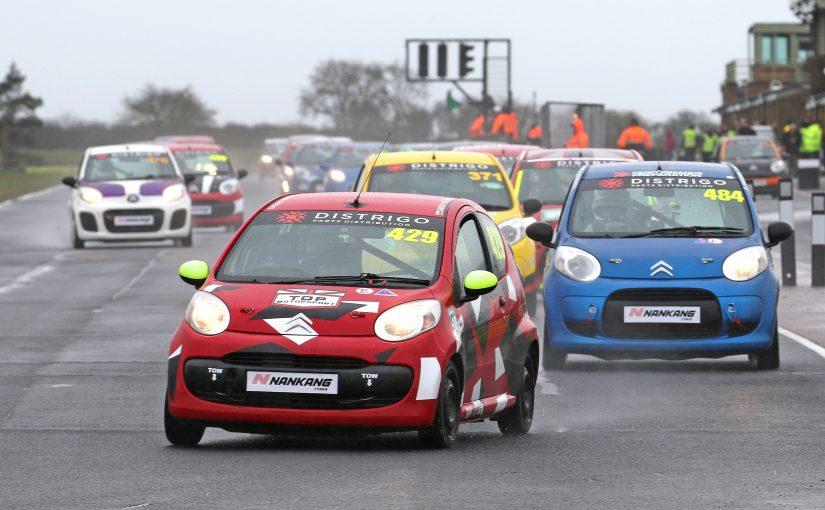C1 Racing Series kicks off 2019 season with a splash at Croft