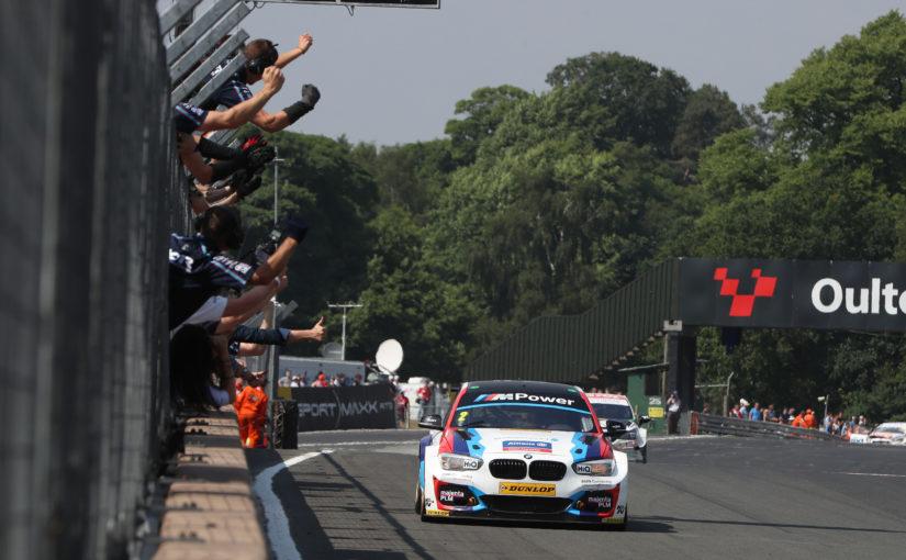 BTCC shines at Oulton Park as three new winners make their mark