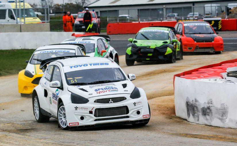 British Rallycross Championship revved up for Silverstone curtain-raiser