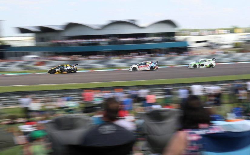 BTCC set for Diamond Jubilee celebrations as battle resumes at Snetterton