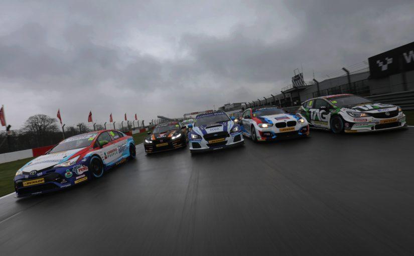 Ultra-competitive BTCC set for Brands Hatch curtain-raiser