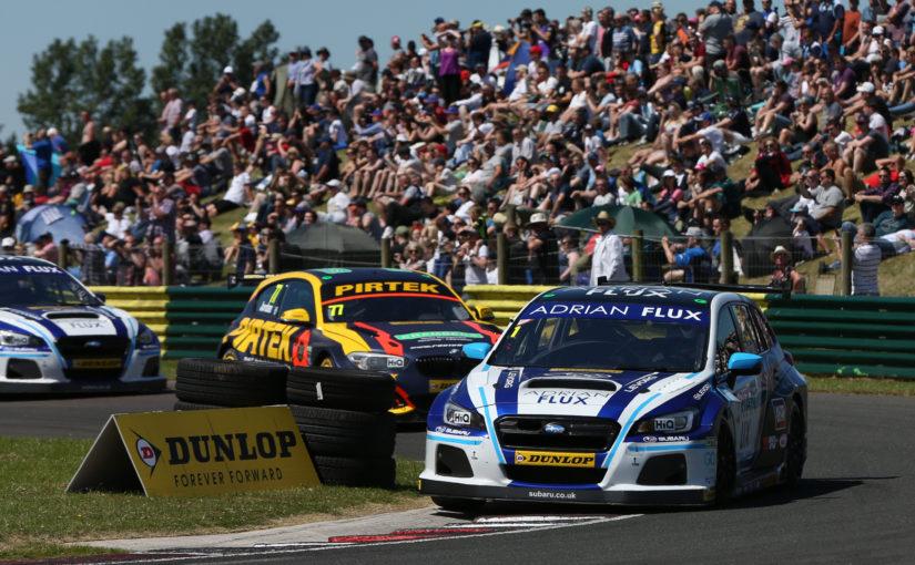 BTCC brings sunshine, spectacular racing, a homegrown winner and fabulous fundraising