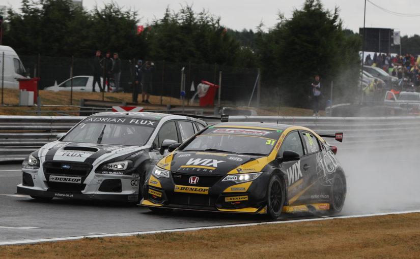Jack Goff and Ashley Sutton share BTCC spoils in contrasting Snetterton races
