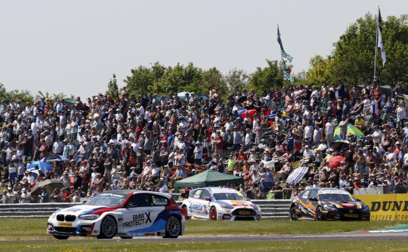 Thruxton gains second event as 2019 BTCC calendar is unveiled
