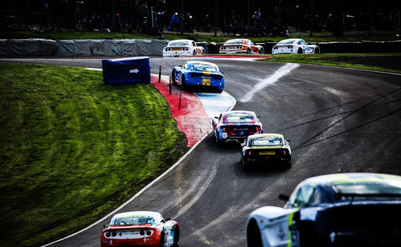 TOCA support championships make a splash in Scotland