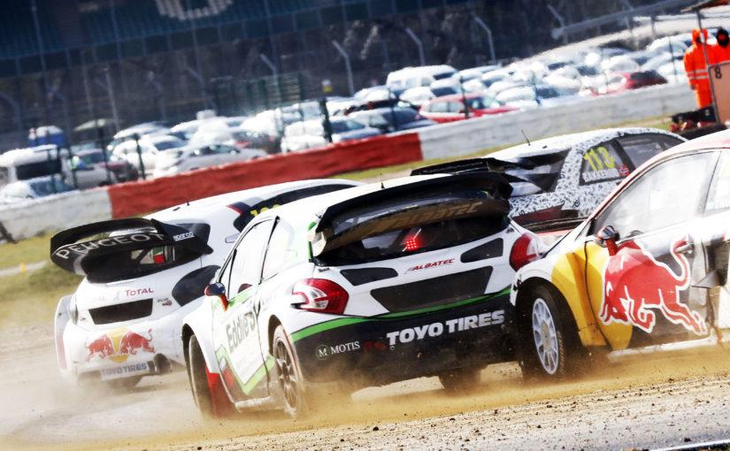 British Rallycross heads to Croft for third instalment of 2018 season