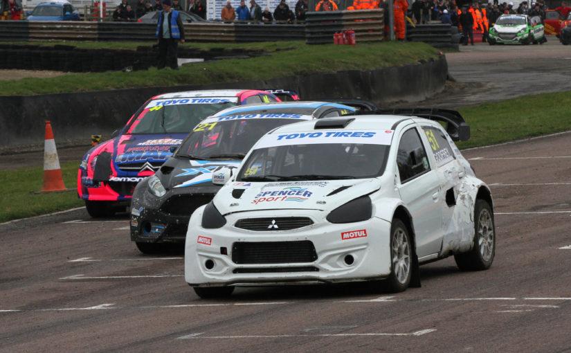 Lydden Hill set for Bank Holiday British Rallycross blockbuster