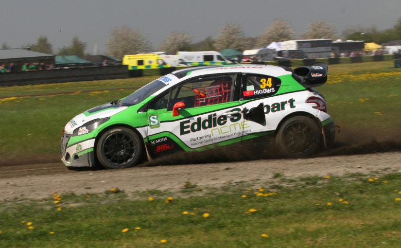 Brand-new Pembrey layout awaits full-throttle British Rallycross Championship
