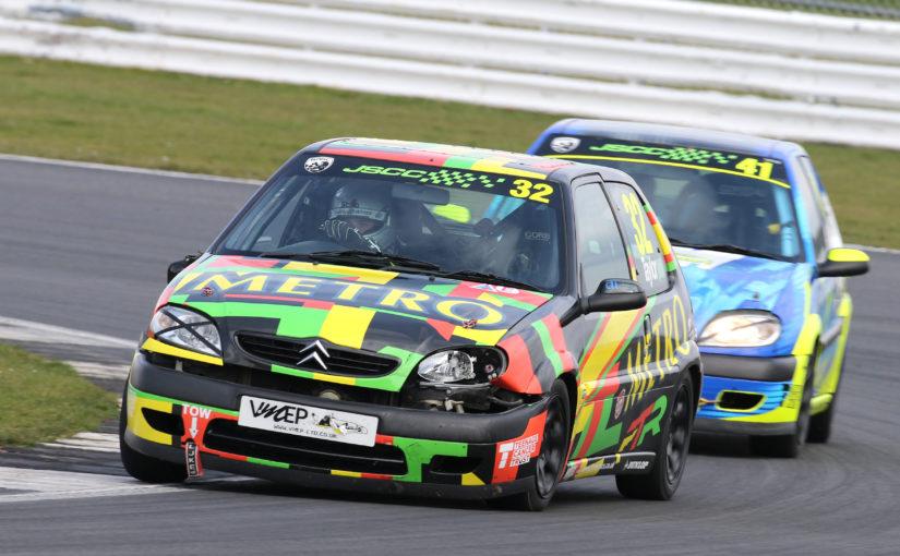 Ten championships head to Brands Hatch for BARC bonanza
