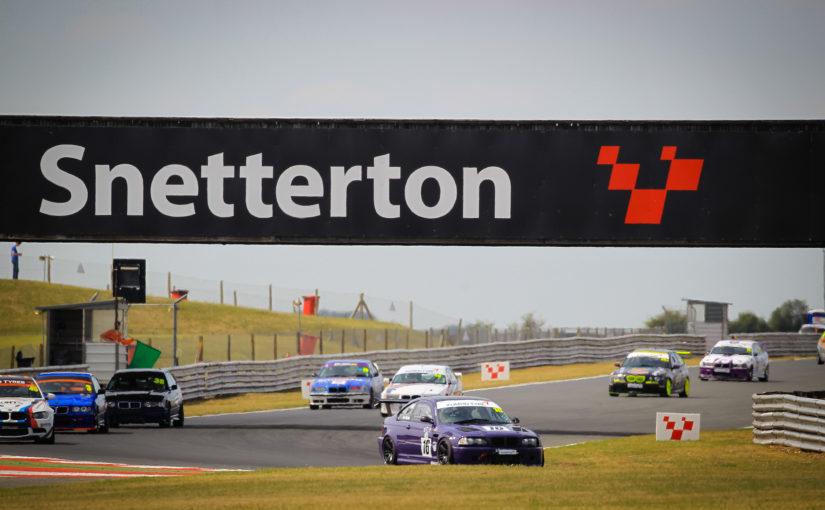 Action aplenty at Snetterton as BARC championships shine