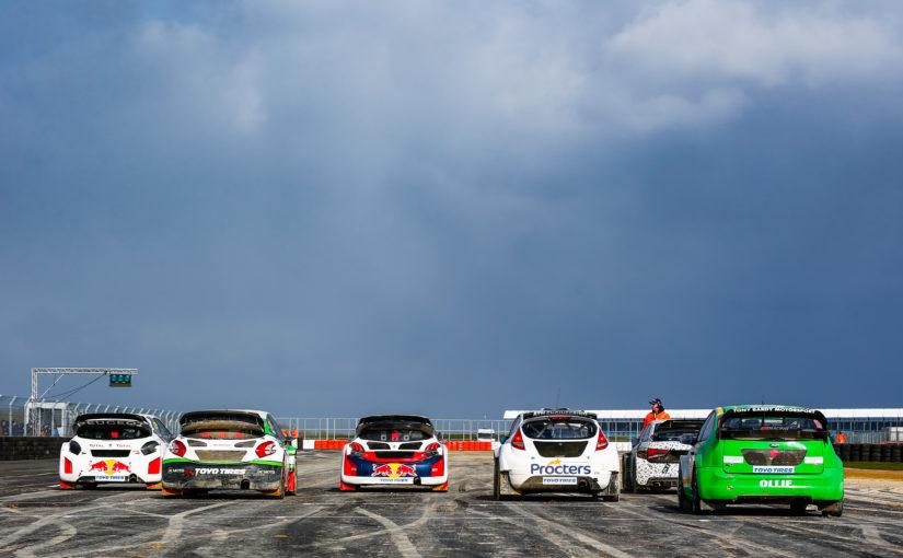 British Rallycross Championship confirms season finale date change