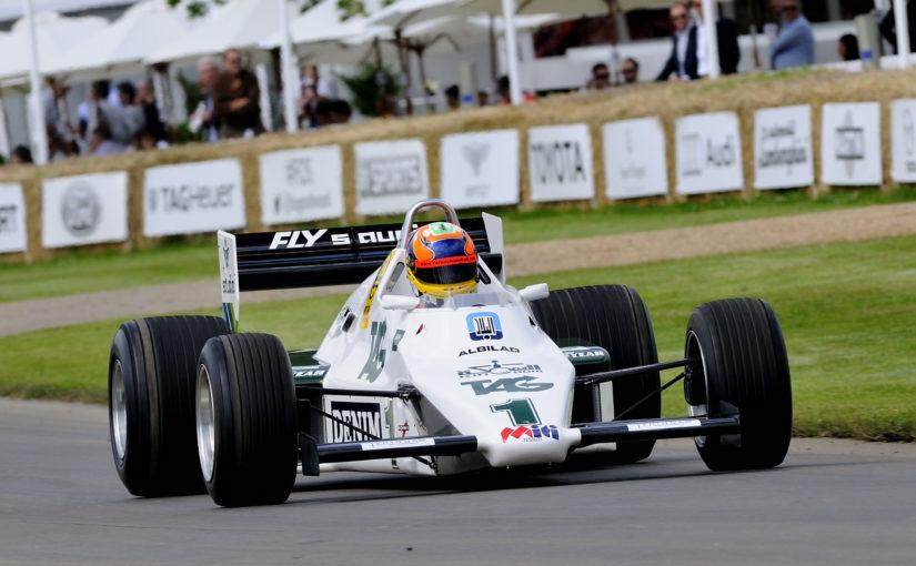 Karun Chandhok to steer Williams' FW08C on Formula 1's return to Thruxton