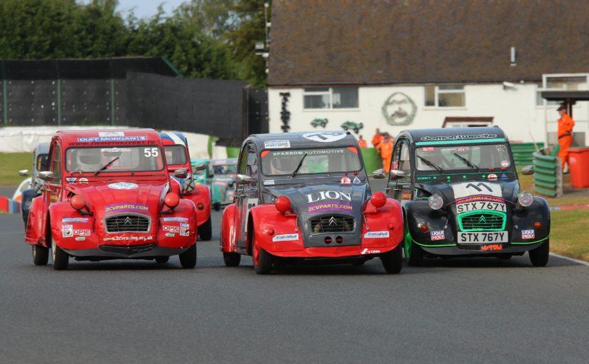 Brands Hatch geared to host blockbuster BARC weekend