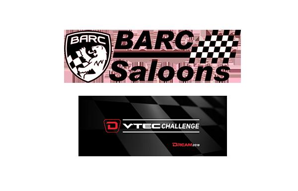 Uncle Luke's BARC Saloons & TDi North Honda VTEC Challenge