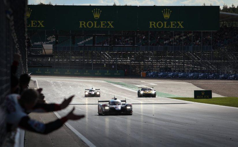 Toyota Gazoo Racing score 1-2 finish at FIA World Endurance Championship season-opener