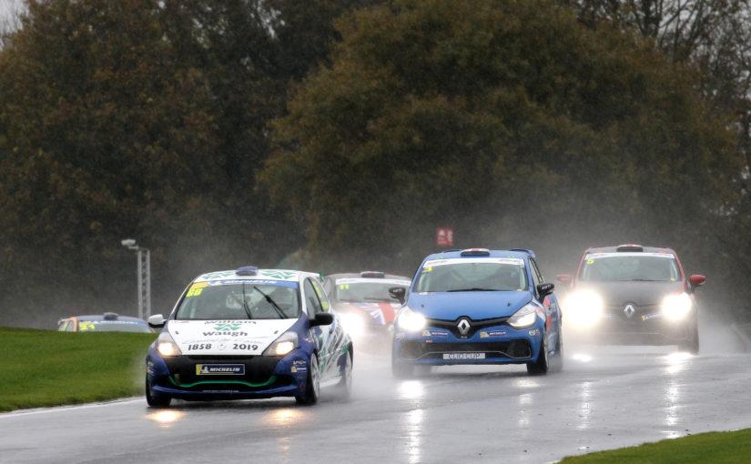 BARC makes a splash at Oulton Park title-decider