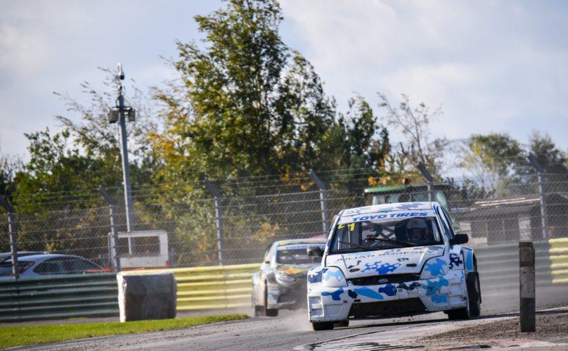 Julian Godfrey clinches sixth British Rallycross Championship title at Croft