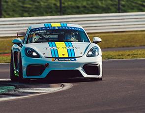 Porsche Sprint Challenge GB