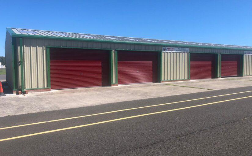 Pembrey Circuit completes build of new garage complex