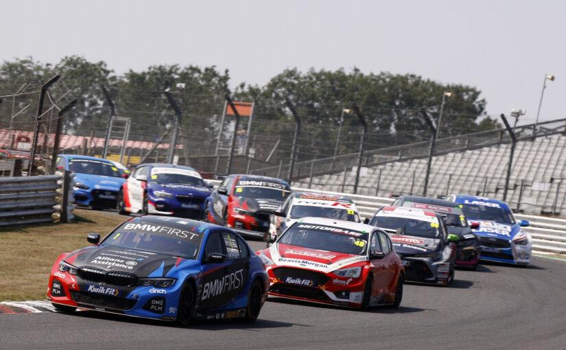 BTCC action hots up around Brands Hatch Grand Prix