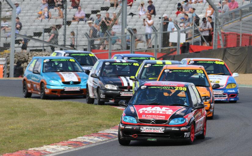 2020 Season Review: Junior Saloon Car Championship