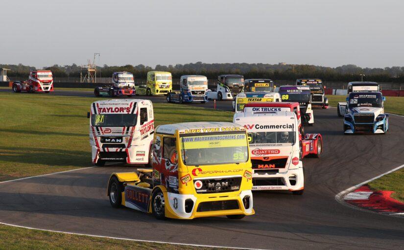 British Truck Racing Championship ramps up preparations for 2021 season