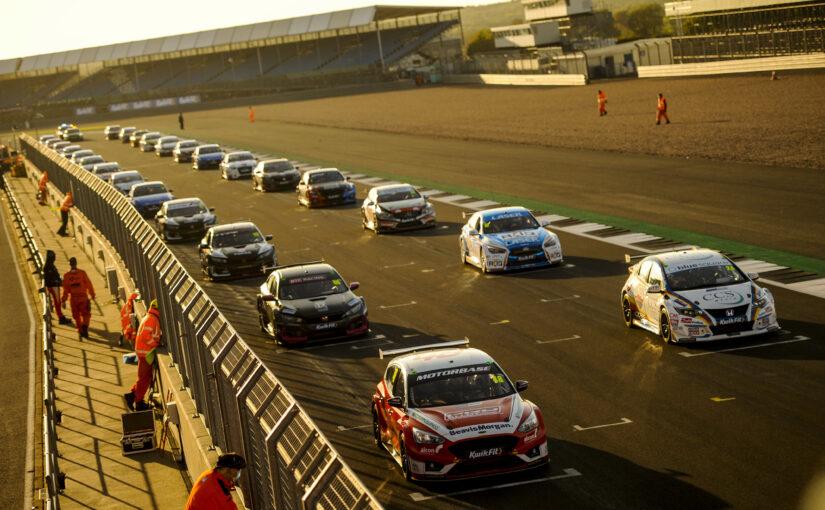 BTCC confirms capacity 29-car grid for 2021 season