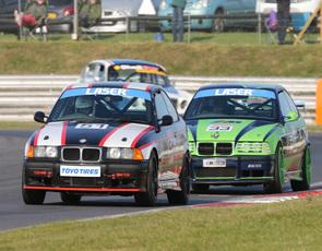 CTCRC: Laser Tools Pre-93 Touring Cars Championship