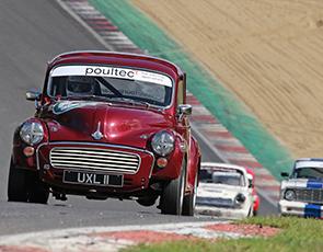 CTCRC: Poultec – Classic Race Engines Pre '66 Touring Cars