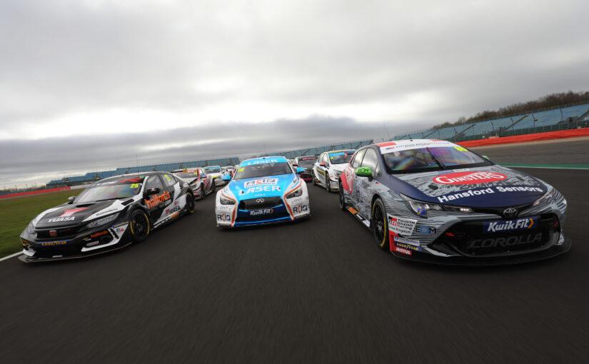Silverstone to host BTCC Season Launch in April