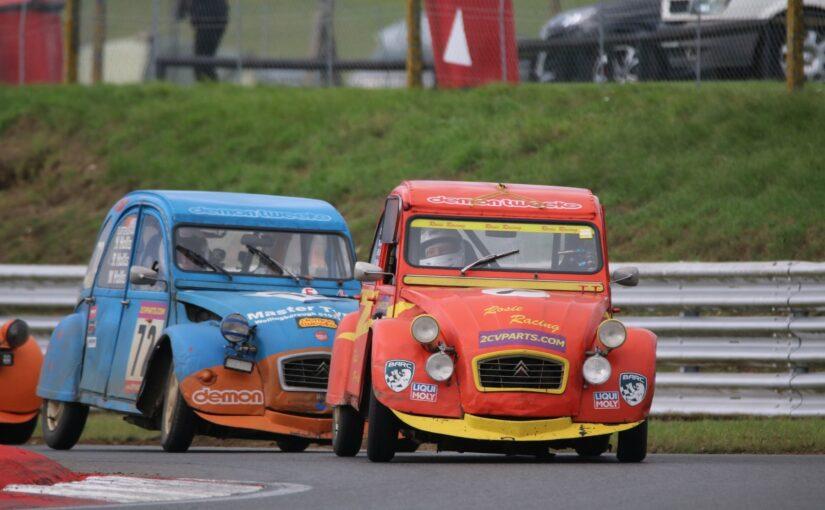 Citroen named as title sponsors of 2CV 24-hour race at Snetterton