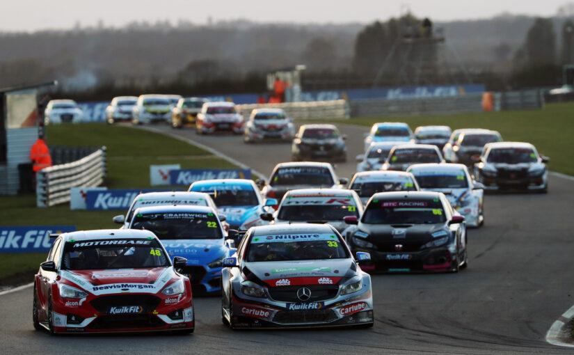 BTCC announces date changes for Snetterton and Brands Hatch Indy events