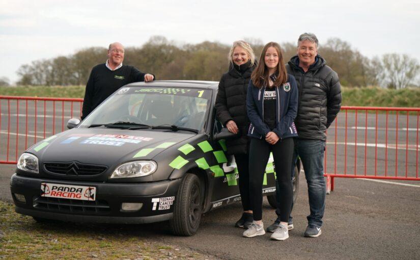 Chloe Grant crowned 2021 Junior Saloon Car Championship Scholarship winner