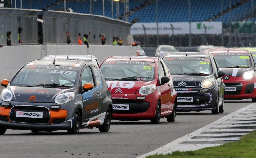 Citroen C1 24-hour race set to take centre stage around Silverstone Grand Prix circuit