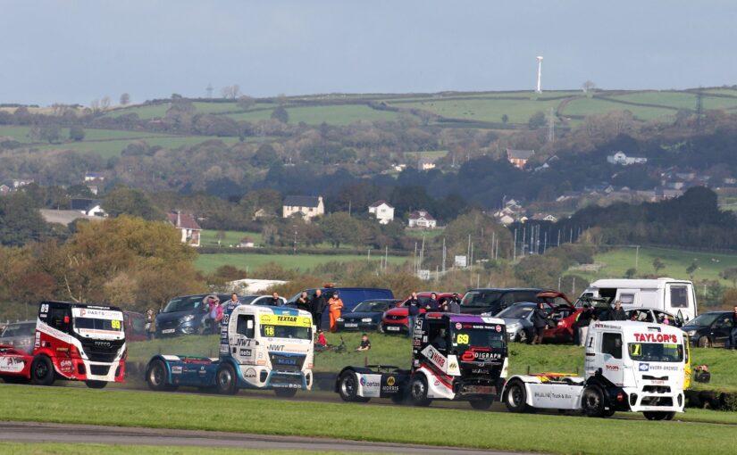 Pembrey confirms British Truck Racing Championship event cancellation