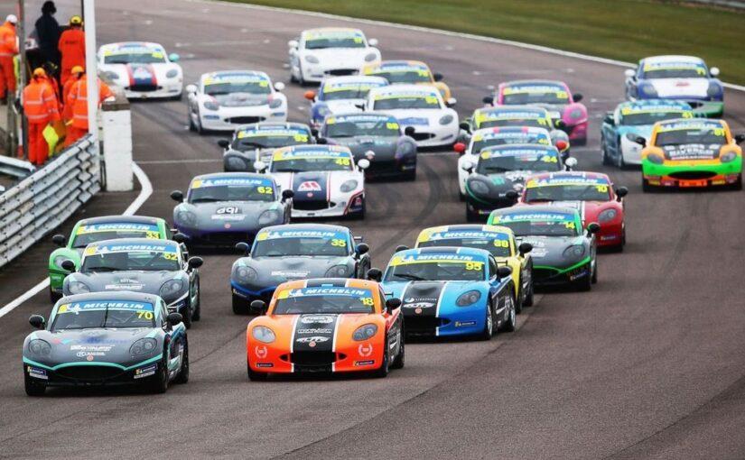 TOCA support championships revved up for Snetterton scorcher