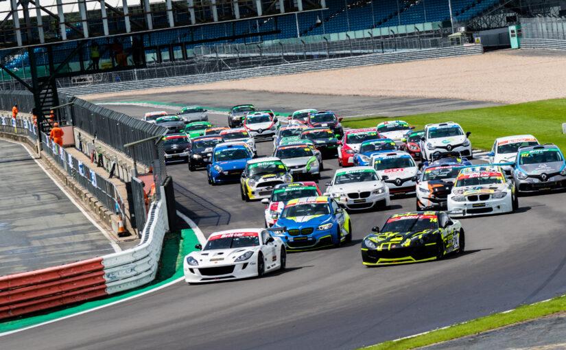 Silverstone revved up for BARC bonanza