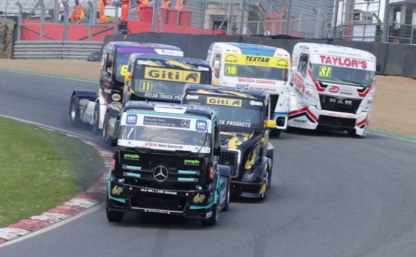 British Truck Racing Championship issues calendar amendment