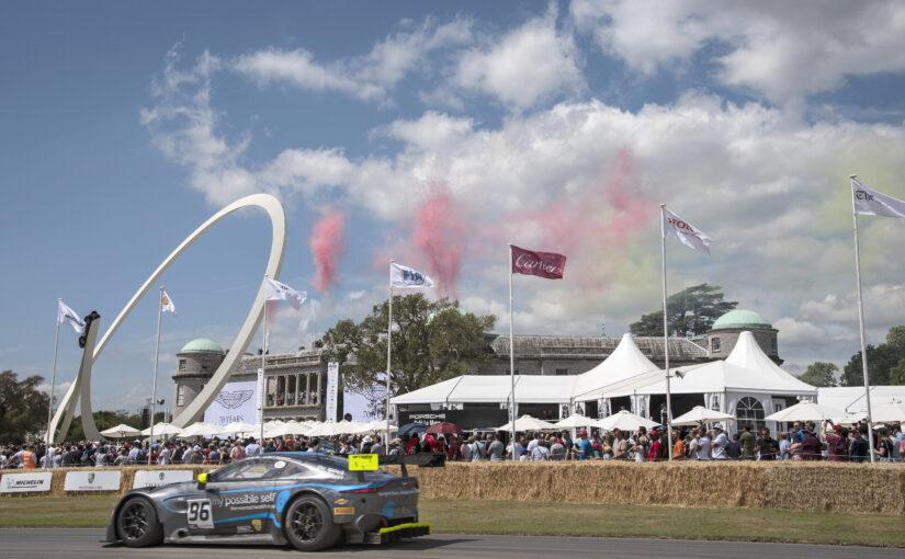 Goodwood Festival of Speed revved up to make triumphant return