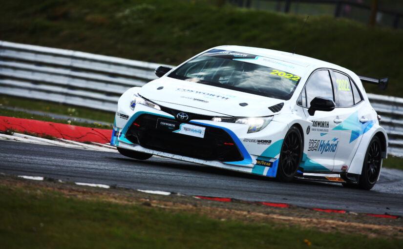 BTCC Hybrid car set to make race debut at Silverstone