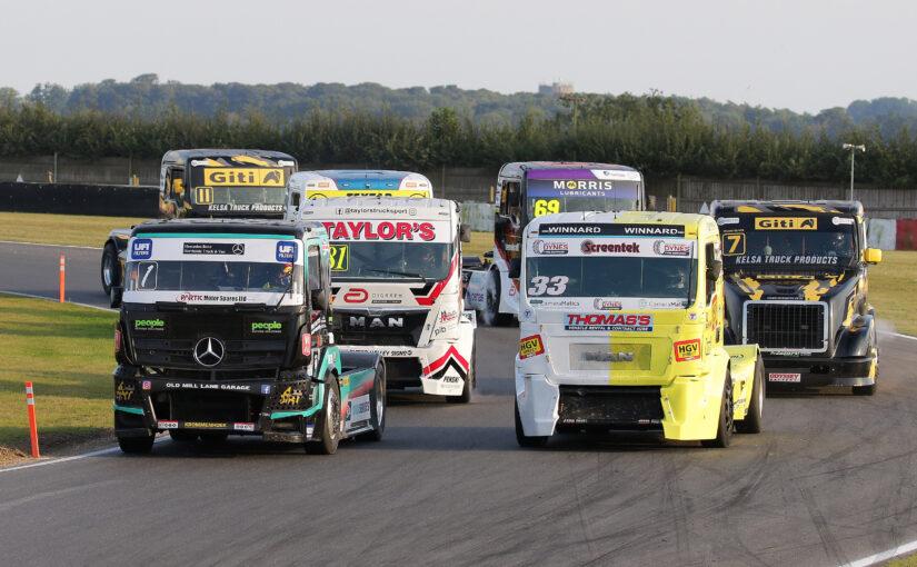Blockbuster BARC action headlines truck-tastic Snetterton weekend