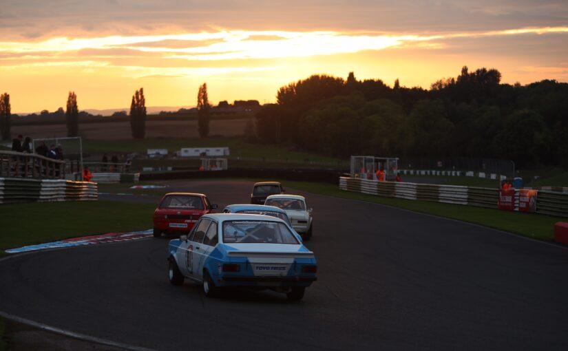Classic Touring Car Racing Club closes out season at Mallory Park